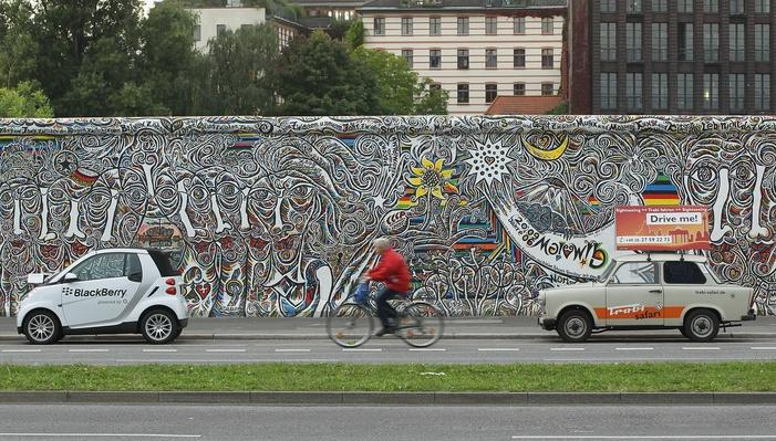 Germany To Mark 20 Years Since Reunification | Berlin Wall | The 20th Century Since 1945: Postwar Politics