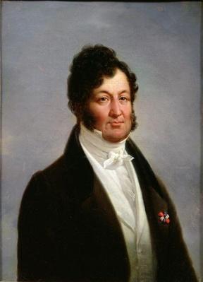 Portrait of Louis-Philippe
