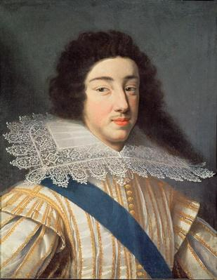 Portrait of Gaston d'Orleans