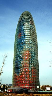 Agbar Tower, Barcelona | Monuments and Buildings