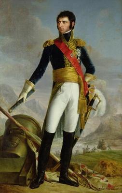 Portrait of Charles Jean Baptiste Bernadotte