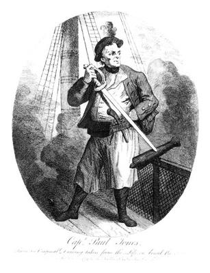 Captain Paul Jones