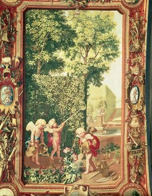Summer from the Seasons, Gobelins Tapestry, c.1680