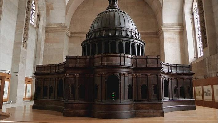 The Great Model | Time Scanners: St. Paul_s Cathedral
