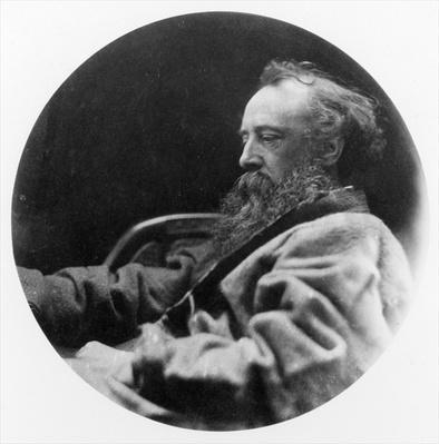 Portrait of George Frederick Watts