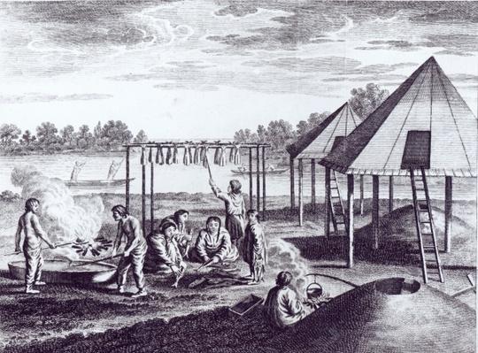 Summer Huts