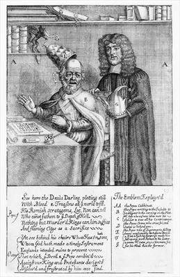 A Portrayal of Titus Oates
