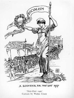 May Day, 1907