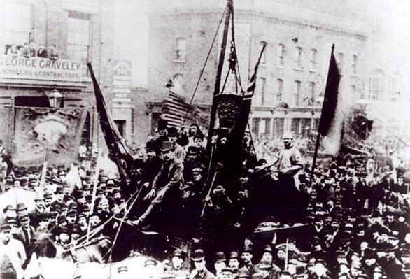 London Dock Strike, 1889