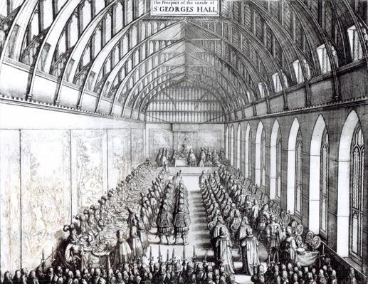 Banquet of Charles II