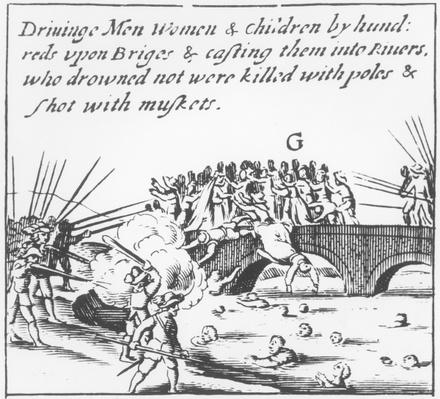 Incident During Tyrone's Rebellion at Portadown, in 1641-42