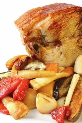 Roast Pork and Vegetables | Earth's Resources