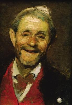Old Man Laughing, 1881