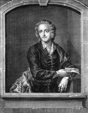 Portrait of Thomas Gray