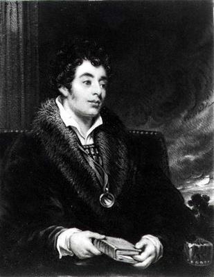 Portrait of Robert Southey