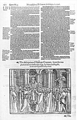 The Confession of Doctor Thomas Cranmer