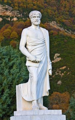 Aristotles statue | Famous Philosophers