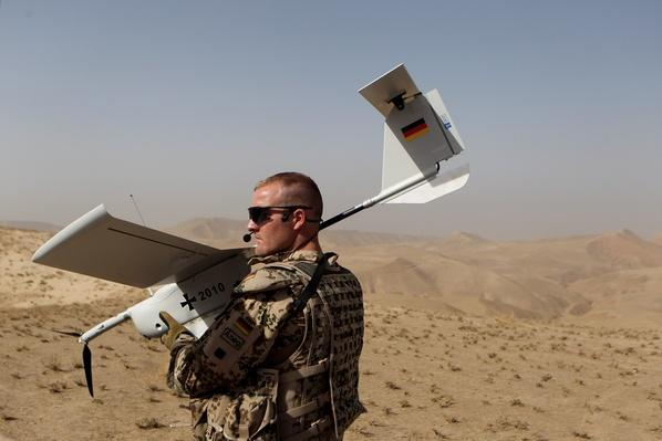 German Bundeswehr On ISAF Deployment In Afghanistan | The Evolution of Military Aviation