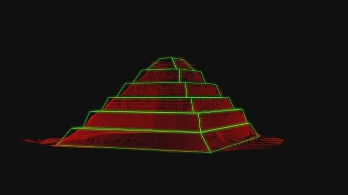 Pyramid Construction | Time Scanners: Egypt