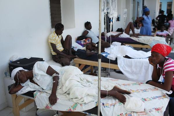 Cholera Outbreak Surfaces Up In Rural Haiti | Global Infectious Diseases