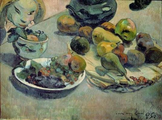 Still Life with Fruit, 1888