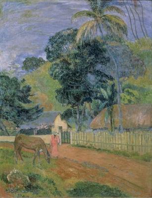 Landscape, 1899