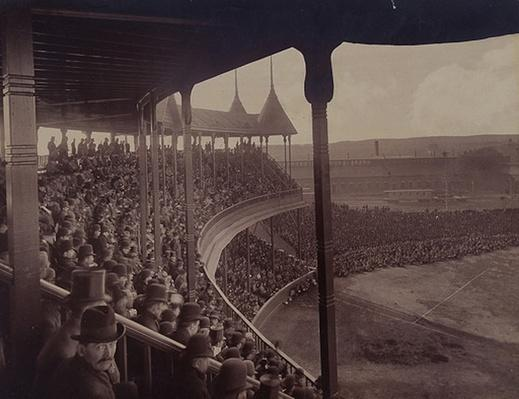 South End Grounds, Boston | Ken Burns America