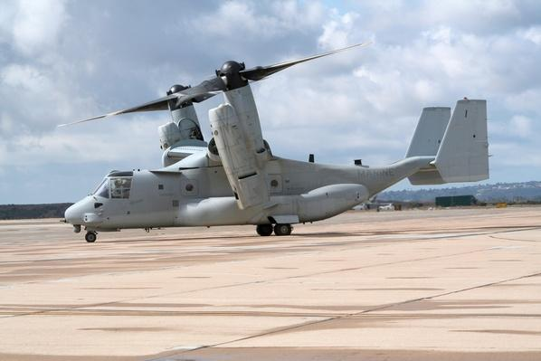 Military MV-22 Osprey airplane | The Evolution of Military Aviation