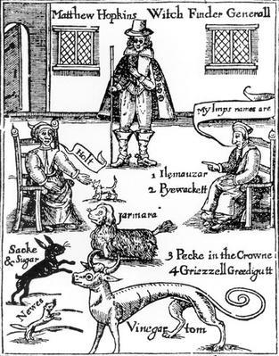 Matthew Hopkins, the Witchfinder General