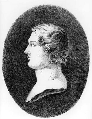 Portrait of George Gordon, 6th Baron Byron of Rochdale