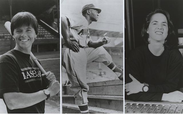 Ken Burns, Buck O'Neil, Lynn Novick Montage | Ken Burns America
