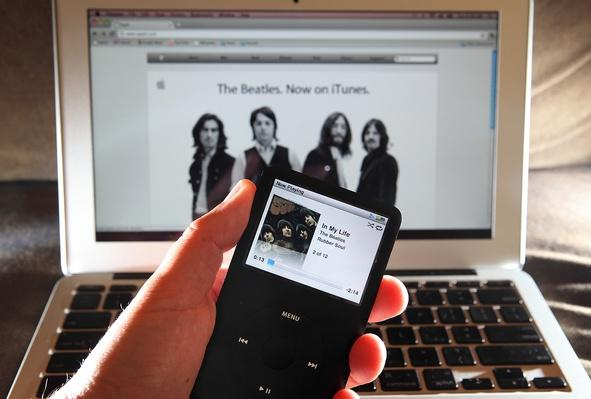 Apple's iTunes To Sell Beatles' Music | Home Entertainment Technologies