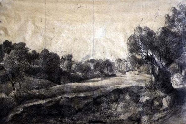 A Dell, c.1805