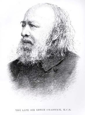 The Late Sir Edwin Chadwick