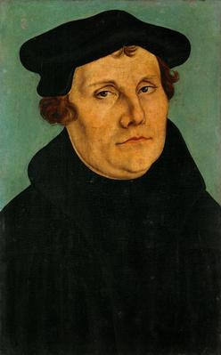 Martin Luther | World Religions: Christianity