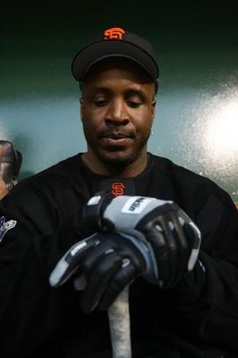 Barry Bonds, October, 2002 | Ken Burns: Baseball: The Tenth Inning