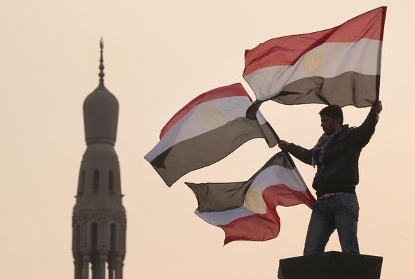 Egypt Protesters Continue To Defy Presidential Regime  | Arab Spring