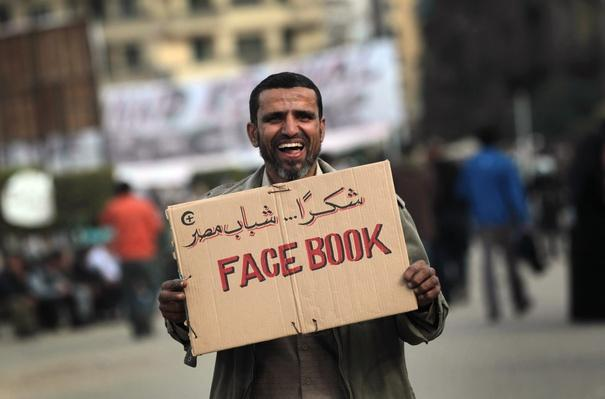 Anti-Government Protesters Clash With Pro-Mubarak Demonstrators | Arab Spring