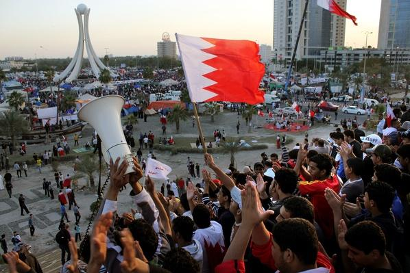 Bahraini Protesters Hold Pearl Roundabout As Government Backs Down | Arab Spring