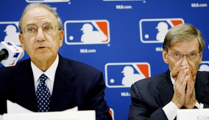 Bud Selig and George Mitchell | Ken Burns: Baseball: The Tenth Inning