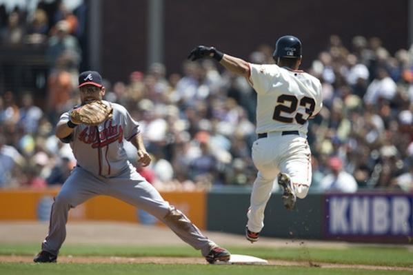 San Francisco Giants Base Runner Ivan Ochoa | Ken Burns: Baseball - The Tenth Inning