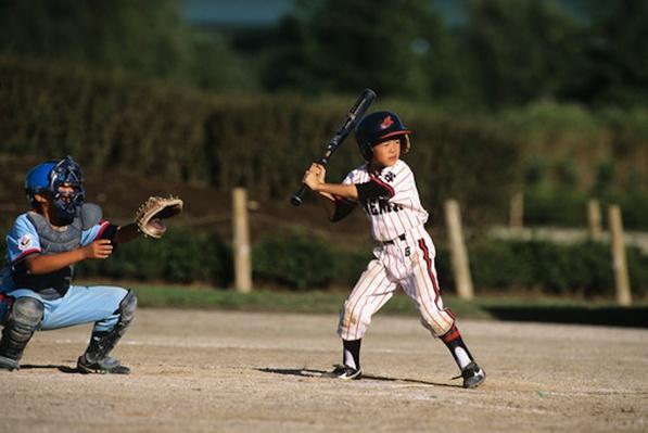 Little League Japanese Player At Bat | Ken Burns: Baseball: The Tenth Inning