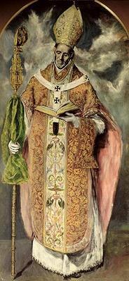 St. Ildefonso