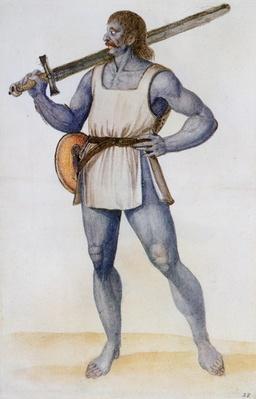 Ancient British Man