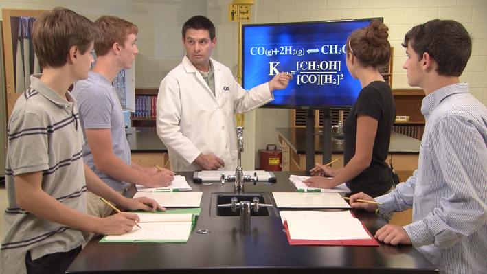 Unit 10: Segment B | Chemistry Matters