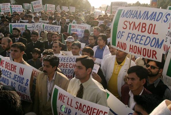 Prophet Muhammad cartoon debate continues 10 years later - Video