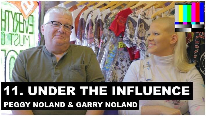 Under the Influence: Peggy And Garry Nolanddios | The Art Assignment