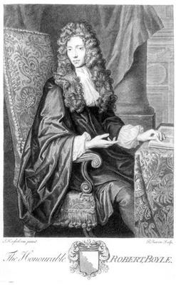 The Honorable Robert Boyle