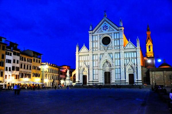 Renaissance Church of Santa Croce | World Religions: Christianity