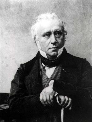 Portrait of Thomas Babington Macaulay, 1st Baron Macaulay